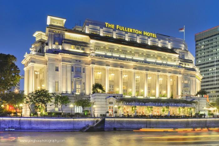 Khách sạn The Fullerton Hotel Singapore