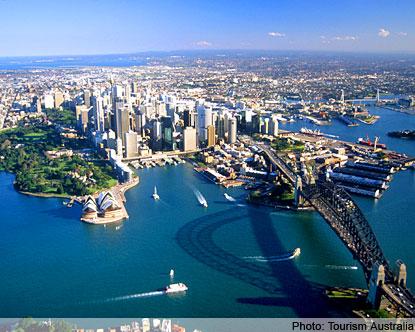 Vé máy bay Hà Nội đi Sydney Tiger Air