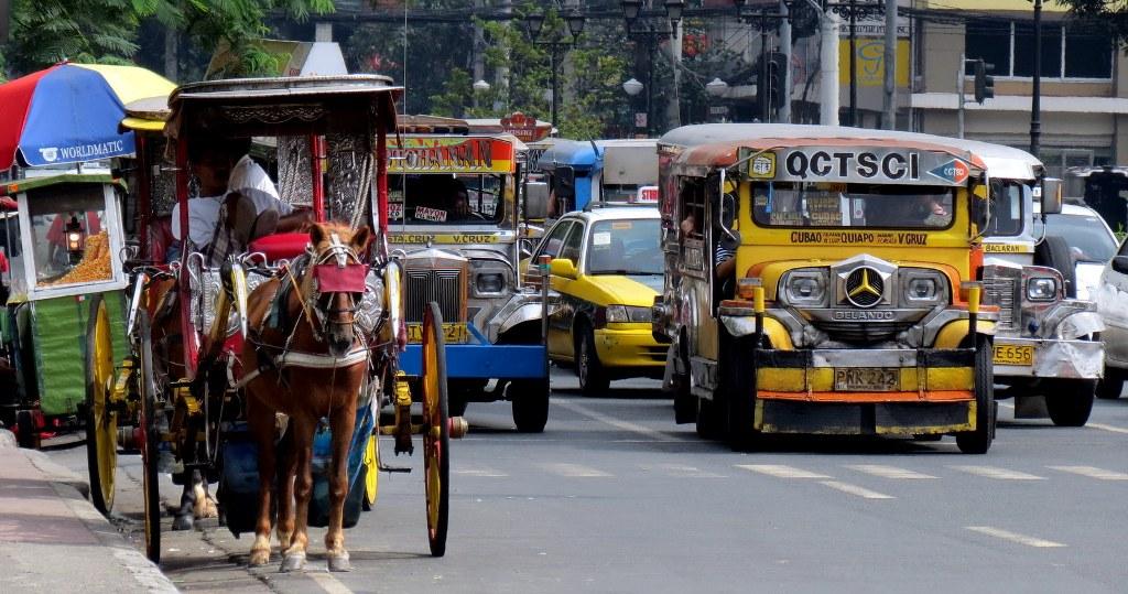 transport-jeepneys-manila đi xe ngựa-s
