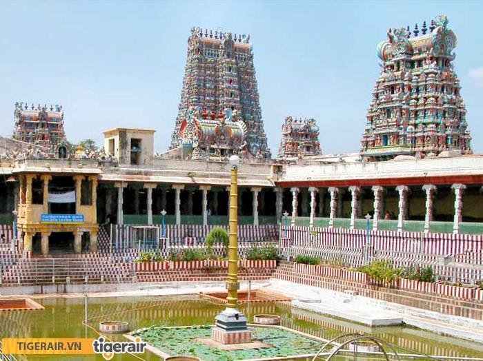 Đền Sri Parthasarathy