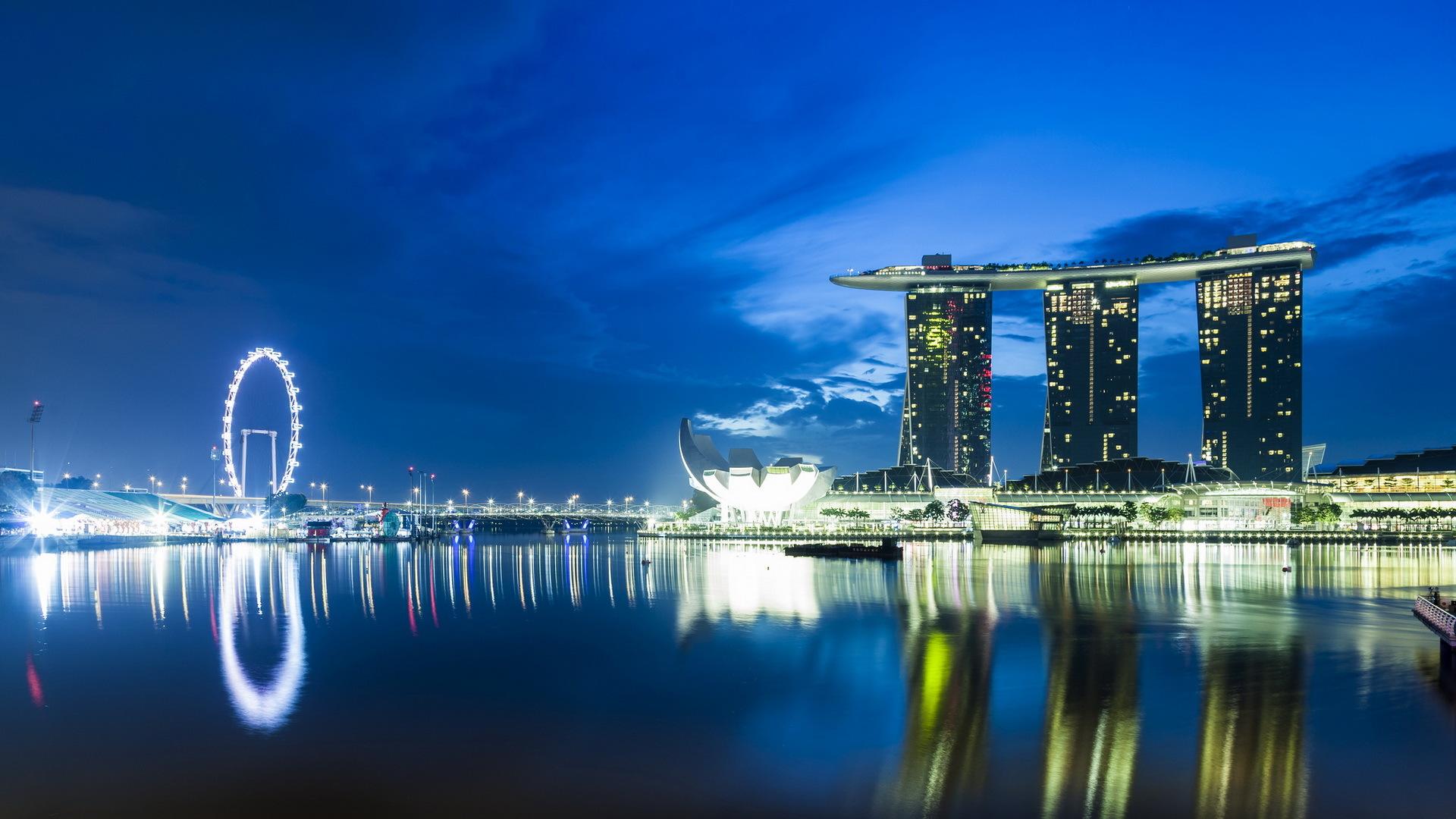 """Khám phá 5 khu phố """"mới nổi"""" ở Singapore"""