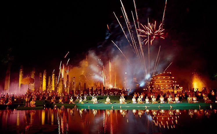Đón tết năm mới tại xứ sở Chùa Vàng