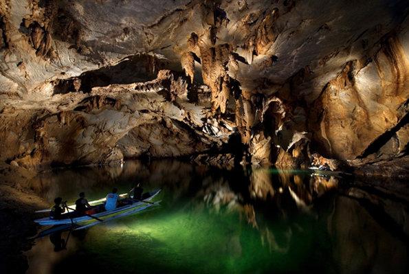 Vườn quốc gia sông ngầm sông ngầm Princesa Puerto