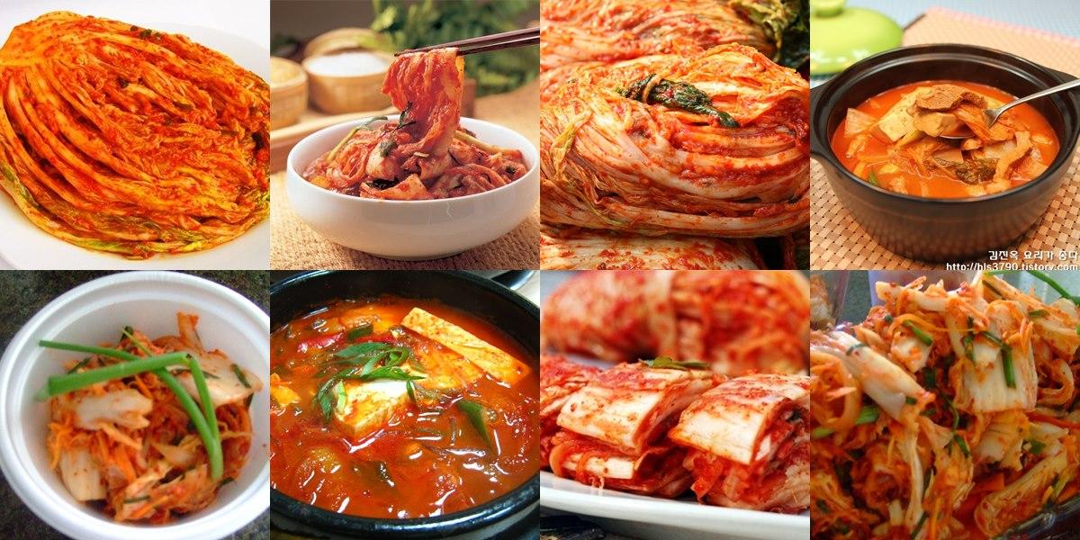 4 món ngon biến tấu từ kim chi Hàn Quốc