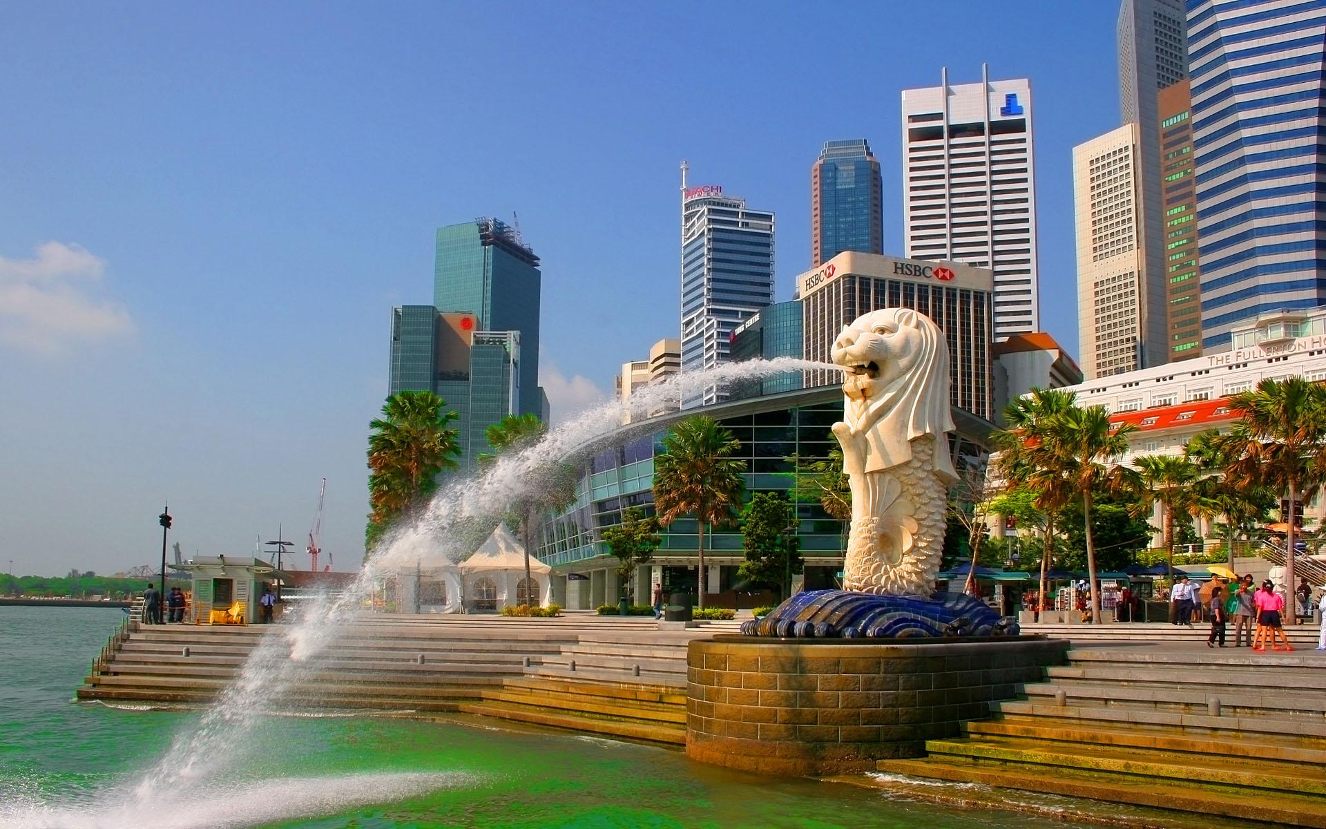 Đặt mua vé máy bay đi Singapore