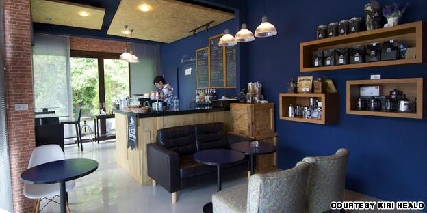 Những quán cafe tuyệt vời ở Phuket