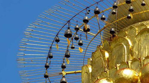Shwezigon ngôi chùa cổ linh thiêng