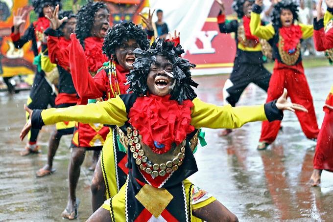 Rực rỡ lễ hội ở Butuan