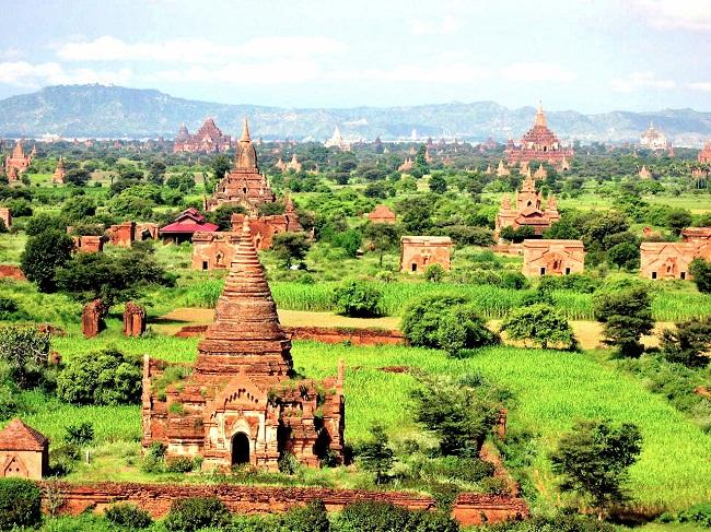 Du lịch tới cố đô Bangan