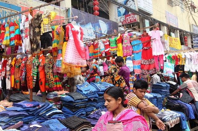Mua sắm thỏa thích ở Bangladesh