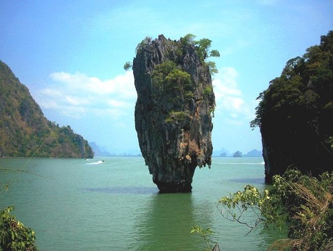 James Bond hòn đảo nhỏ nổi tiếng ở Phuket