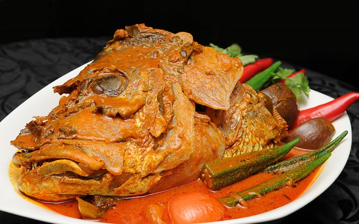 Cà ri đầu cá