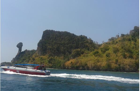 đảo Gà Krabi