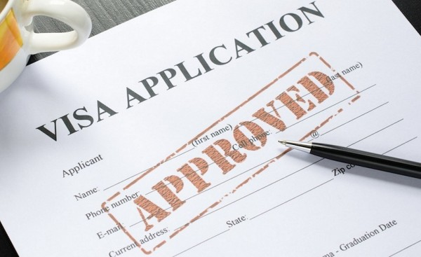 bản kê khai làm visa