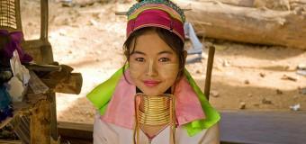 Ghé thăm những cô gái cổ dài xinh đẹp ở Myanmar