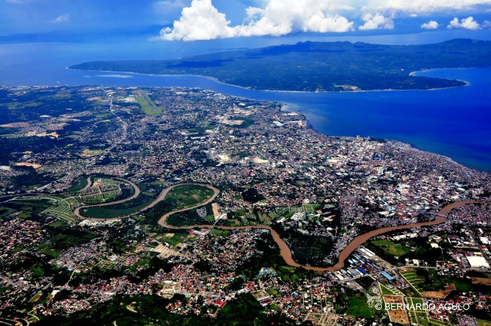 sông davao
