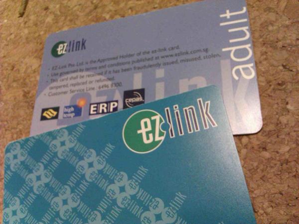 thẻ đa năng EZ-Link