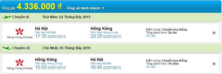HN-HK HKair