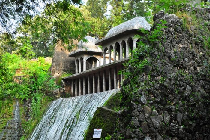 Khu vườn đá Nek Chand4