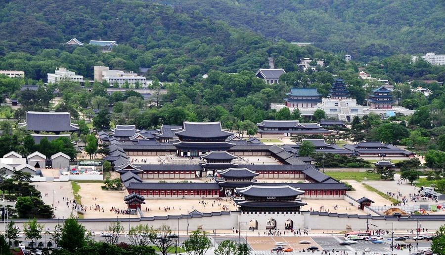Hàn Quốc mở cửa miễn phí tham quan các cung điện nổi tiếng