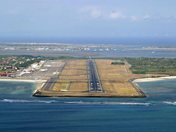 Airport of Bali