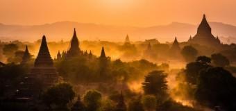 Du lịch Myanmar ngắm hoàng hôn trên đỉnh Mandalay tuyệt đẹp