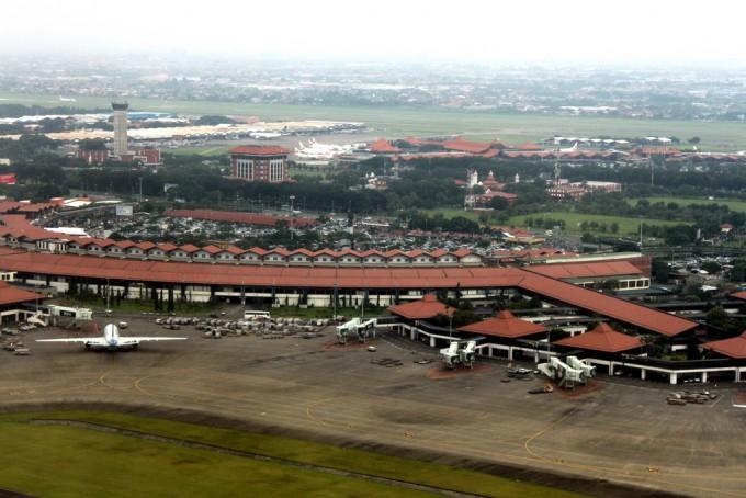 sân bay Indo Jakarta