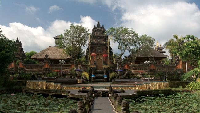 ubud đền