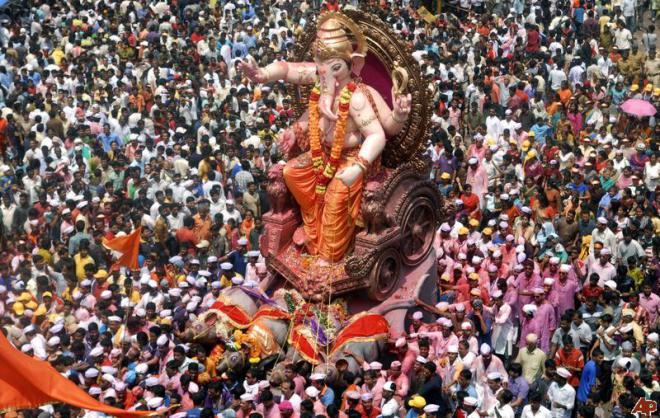 Lễ hội Ganesha