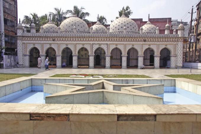 thánh đường Dhaka