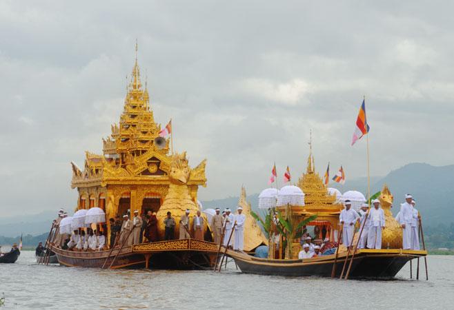 lễ hội Phaung Daw U1
