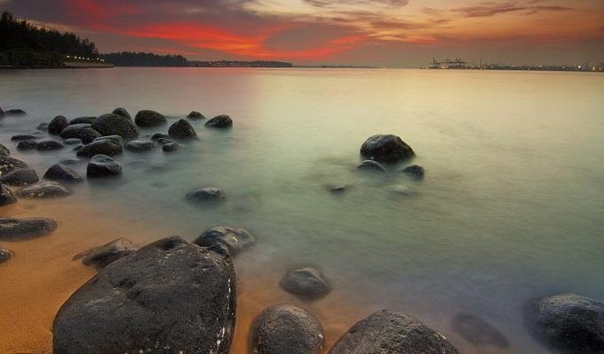 Bãi biển Punggol Point1