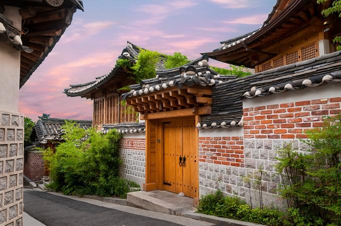 hanok Hàn Quốc