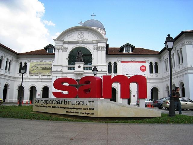 Bảo tàng mỹ thuật Singapore