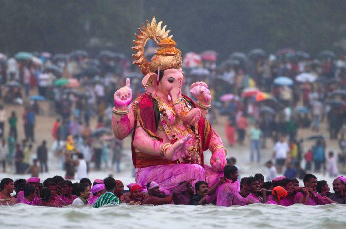 Sinh nhật thần Ganesh