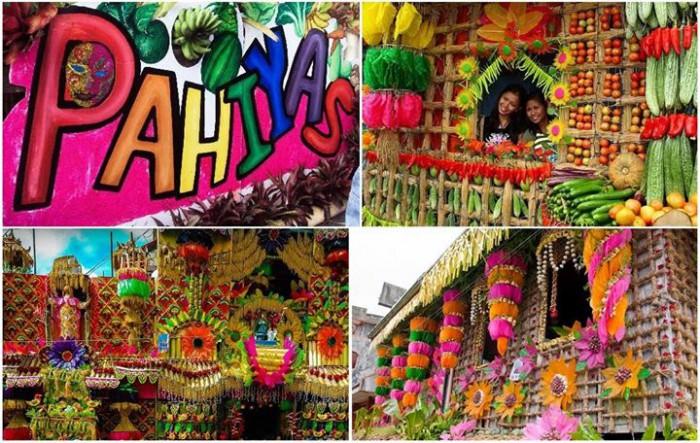 le hoi Pahiyas