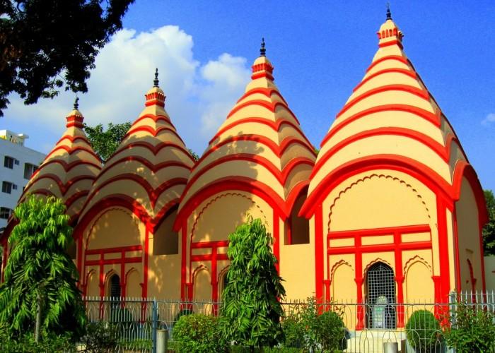 Đền Dhakeshwari