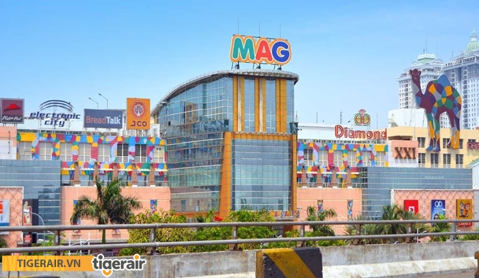 Trung tâm mua sắm Artha Gading