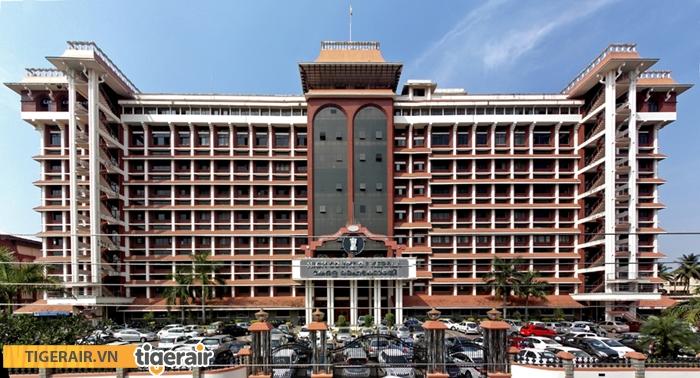 Trung tâm thương mại Ernakulam