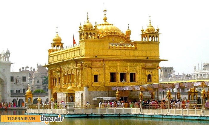 Đền vàng Harmandir Sahib