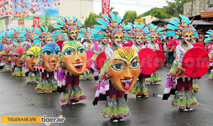Lễ hội MassKara Philippines
