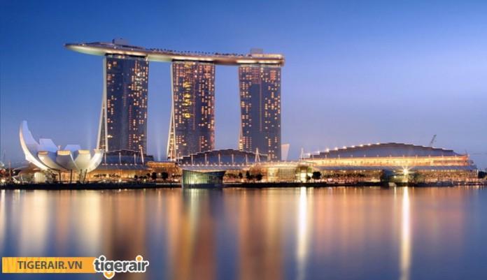 khach san Marina Bay Sands