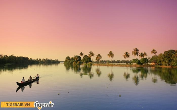 Vùng kênh rạch Kerala