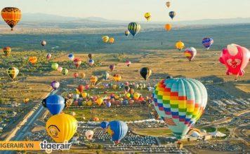 Lễ hội Canberra Balloon Fiesta