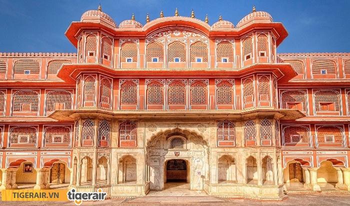 Cung điện màu hồng Jaipur
