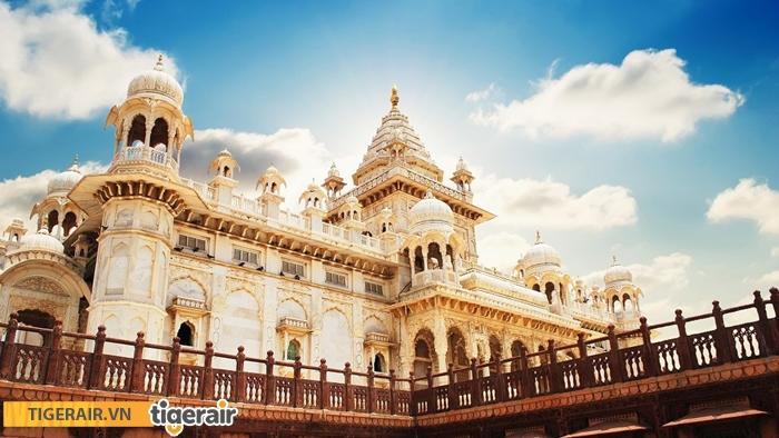 Vùng đất hoàng gia Rajasthan