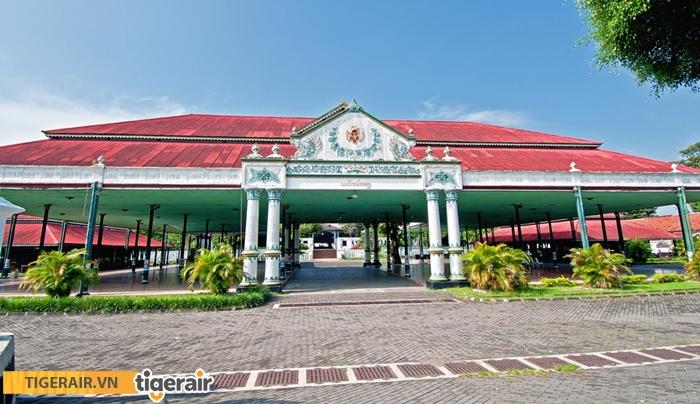 Cung điện Ngayogyakarta