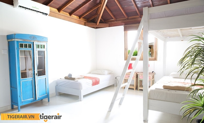 Phòng Dorm ở Bali