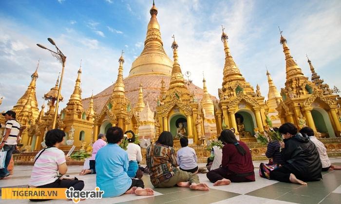 Myanmar mở cửa đón du khách