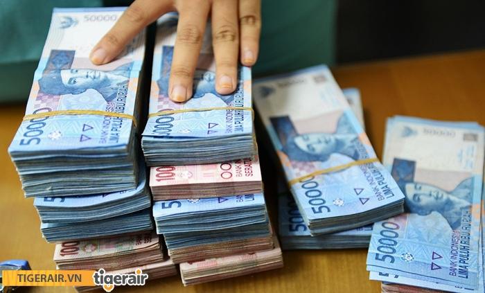 Tiền tệ ở Bali, Indonesia